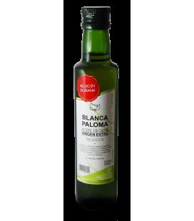 Aceite de Oliva Virgen Extra Blanca Paloma. 250 ml.