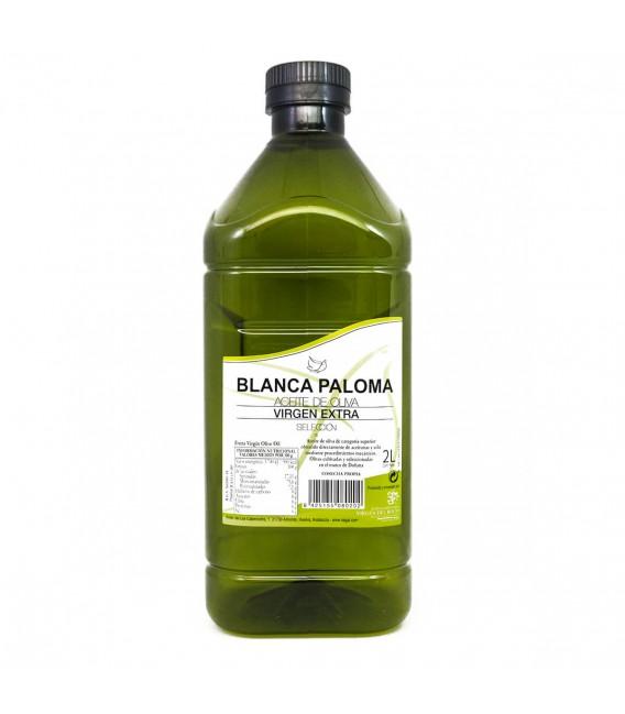AOVE Blanca Paloma. Garrafa 2 litros
