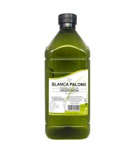 Aceite de Oliva Virgen Extra Blanca Paloma. 2 litros