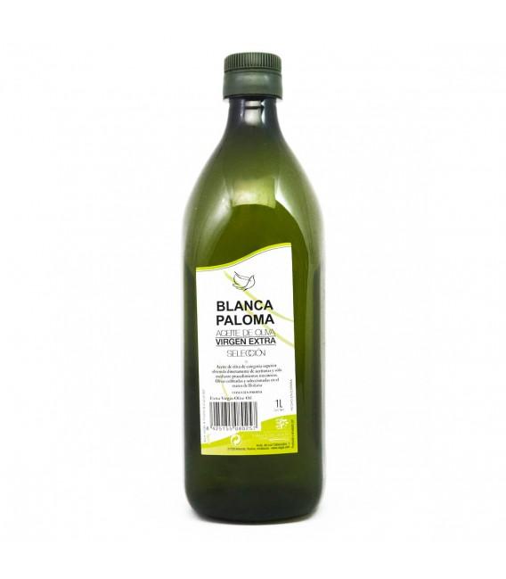 AOVE Blanca Paloma. Botella de plástico 1 litro