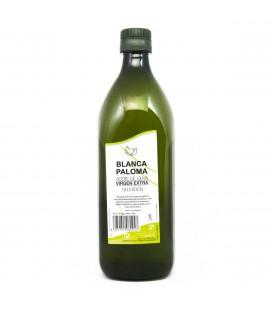 Aceite de Oliva Virgen Extra Blanca Paloma. 1 litro