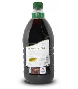 Vinagre Blanca Paloma. Solera. Garrafa 2 litros