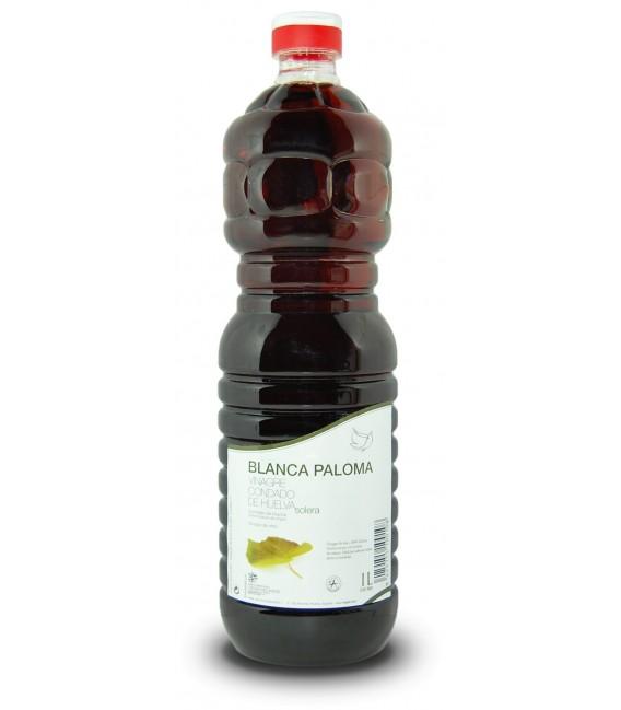 Vinagre Blanca Paloma. Solera. Botella 1 litro